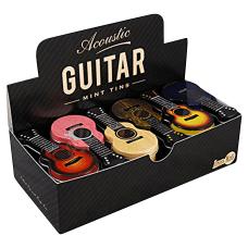 AmuseMints Destination Mint Candy Acoustic Guitars
