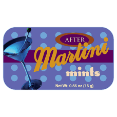 AmuseMints Sugar Free Mints Martini Mints
