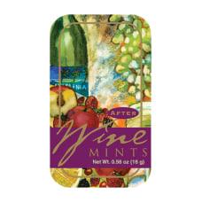 AmuseMints Sugar Free Mints Wine Mints