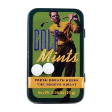 AmuseMints Sugar Free Mints Golf 056