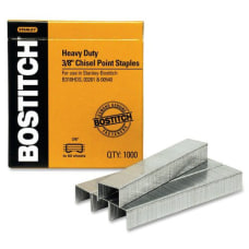 Stanley Bostitch B310HDS 03201 Staples 38