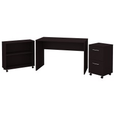 Bush Furniture Office Complete Small Desk