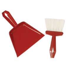 SM Arnold Dust Pan And Whisk