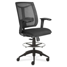 Lorell Mesh Back Air Grid Seat