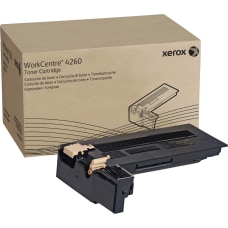 Xerox WorkCentre High Yield Black Toner