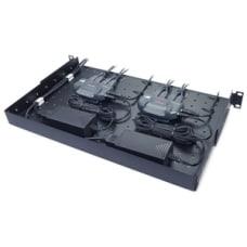 APC NetBotz Small Device Tray Black