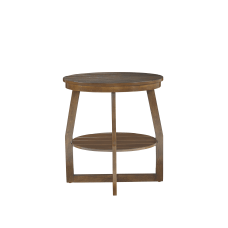Powell Bree Round Side Table 22