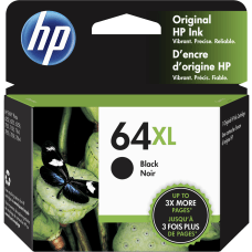 HP 64XL Black High Yield Original