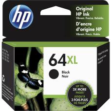 HP 64XL High Yield Black High
