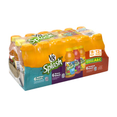 V8 Splash Juice 12 Oz Assorted
