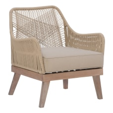 Powell Renick Rope Chair NaturalBeige