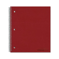 Rediform Pressguard 1 Subject Cover Notebook