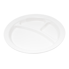 Carlisle Polycarbonate Narrow Rim Plates 10
