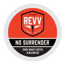 REVV No Surrender Single Serve K