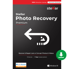 Stellar Photo Recovery Premium For Windows