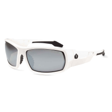 Ergodyne Skullerz Safety Glasses Odin White