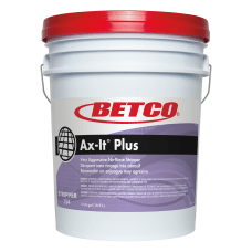 Betco Ax It Plus Floor Finish