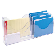 Innovative Storage Designs 6 Pocket File