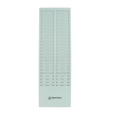 PaperCloud Time Card Rack 50 Pockets