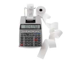 Canon P23 DHV 3 Printing Calculator