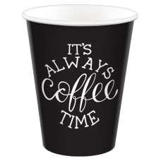 Amscan Its Always Coffee Time Coffee