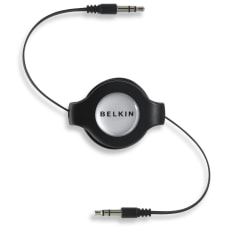 Belkin Retractable Mini Stereo Cable Mini