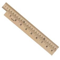 Learning Resources Wood Meter Sticks Brown