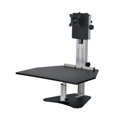 Ergo Desktop Kangaroo Pro Desk Black