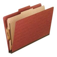 Pendaflex Pressboard End Tab Classification Folder