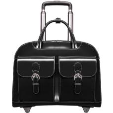 McKleinUSA Davis Briefcase Black