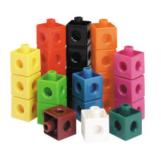 Learning Resources Snap Cubes 34 H