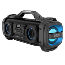 Volkano Droid 22 Channel Portable Bluetooth