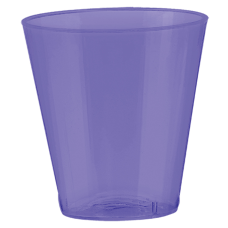 Amscan Plastic Shot Glasses 2 Oz