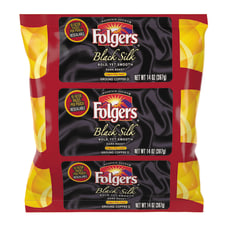 Folgers Black Silk Coffee Filter Single