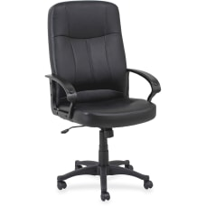 Lorell Chadwick Executive Bonded Leather High