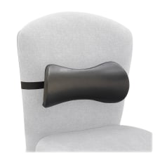 Safco Memory Foam Lumbar Backrest 11