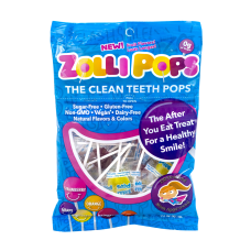Zollipops Lollipops Assortment 25 Pieces Per