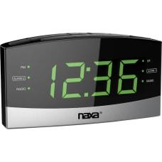 Naxa NRC 181 Clock Radio Mono
