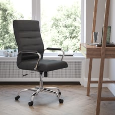 Flash Furniture Leathersoft High Back Office