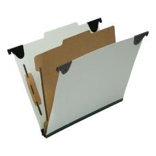 SKILCRAFT 1 Divider Hanging Classification Folders