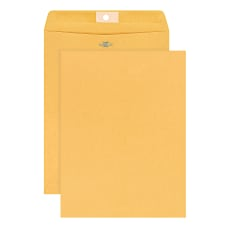 Office Depot Clasp Envelopes 9 x