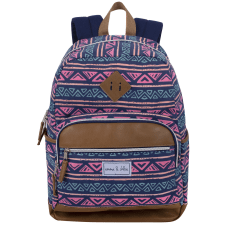 Trailmaker Cotton Backpack With 17 Laptop