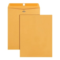 Office Depot Brand Clasp Envelopes 9