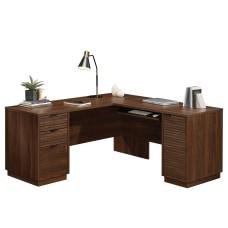 Sauder Englewood 65 W L Desk