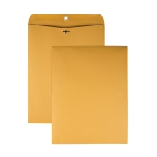 12 In X 15 1 2 In Catalog Envelopes Office Depot
