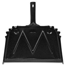 Genuine Joe Heavy Duty Metal Dustpan