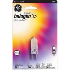 GE Halogen 12 Volt T3 Bulb