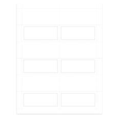 Gartner Studios Place Cards Pearlized 4