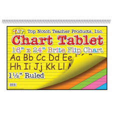 Top Notch Brite Chart Tablets 16