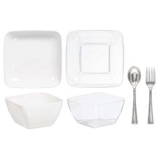 Amscan Mini Appetizer Set Pack Of